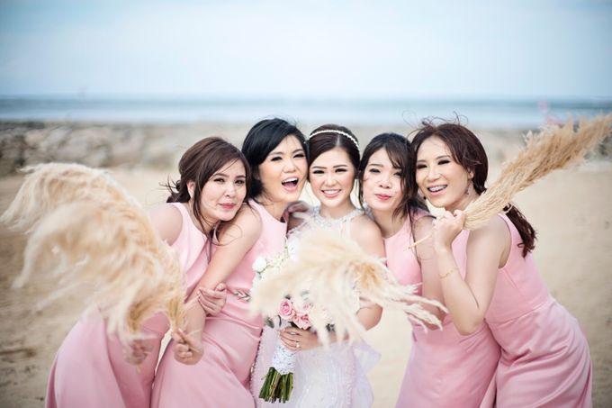 Wedding of Andi & Wenny by Love Bali Weddings - 008