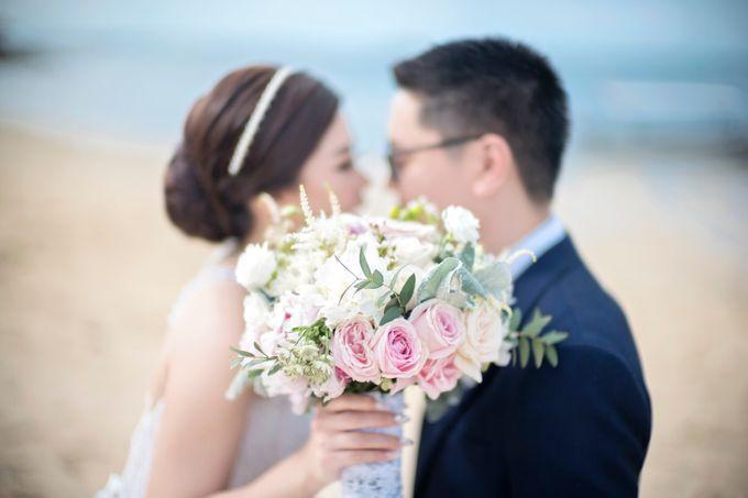 Wedding of Andi & Wenny by Love Bali Weddings - 009