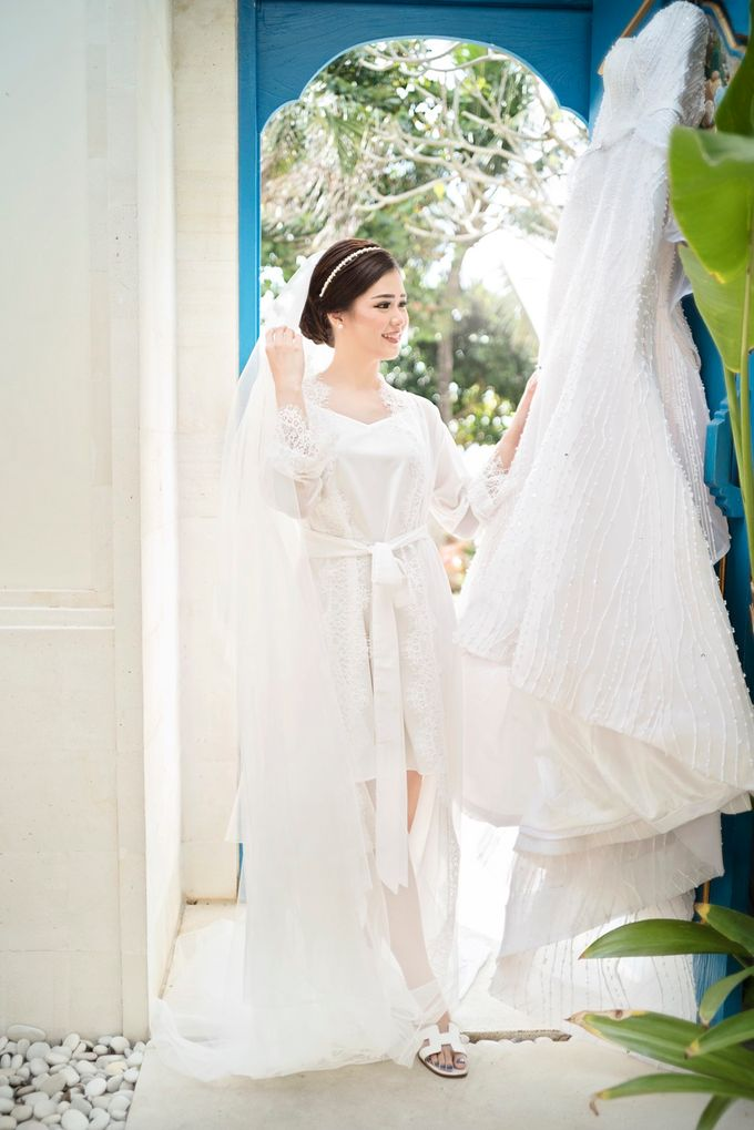 Wedding of Andi & Wenny by Love Bali Weddings - 010