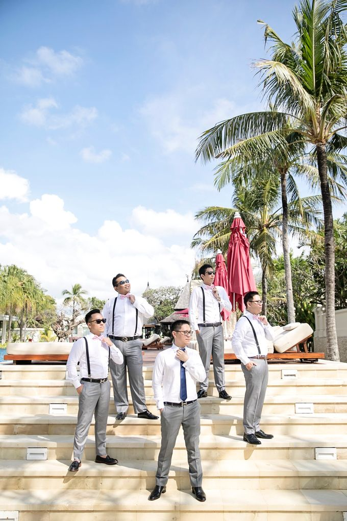 Wedding of Andi & Wenny by Love Bali Weddings - 013
