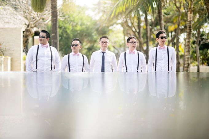 Wedding of Andi & Wenny by Love Bali Weddings - 014