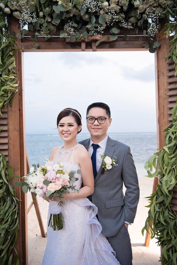 Wedding of Andi & Wenny by Love Bali Weddings - 022