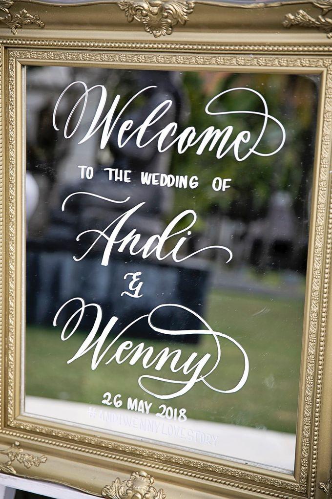 Wedding of Andi & Wenny by Love Bali Weddings - 032