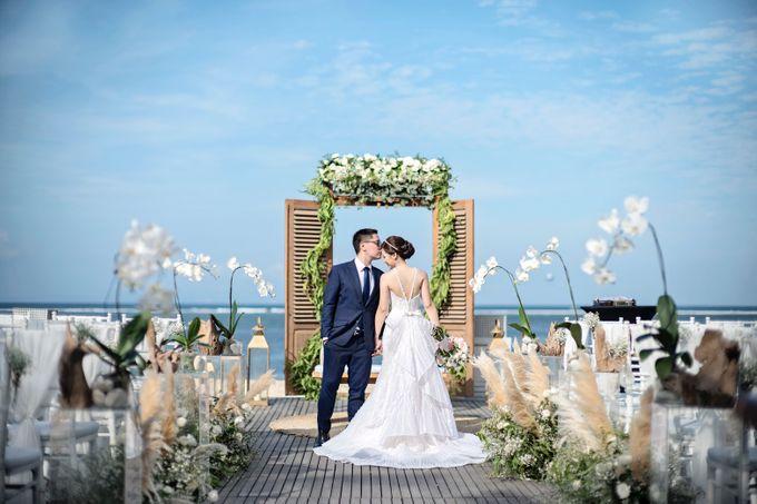 Wedding of Andi & Wenny by Love Bali Weddings - 033