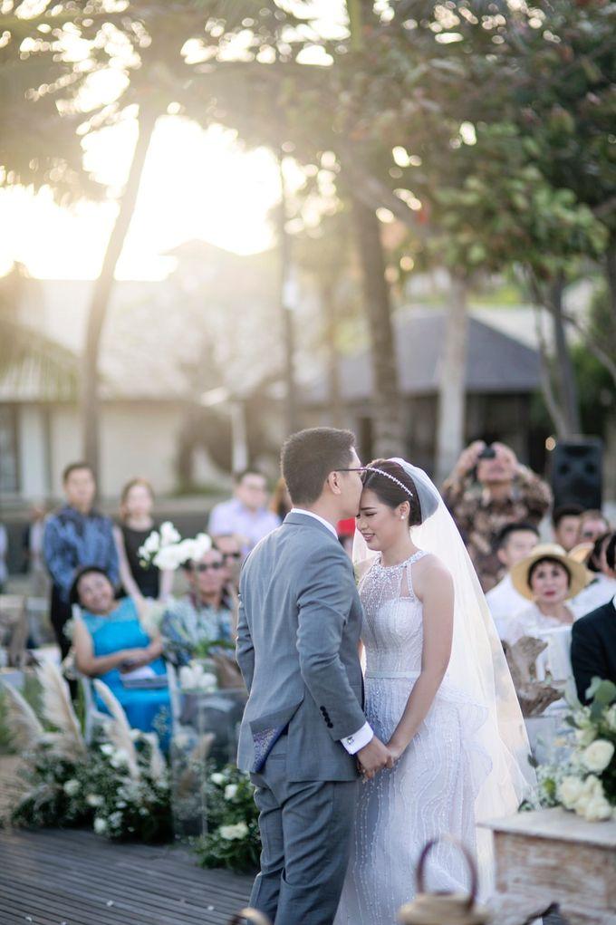 Wedding of Andi & Wenny by Love Bali Weddings - 034