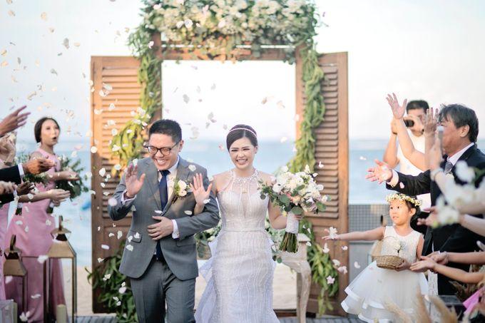 Wedding of Andi & Wenny by Love Bali Weddings - 035