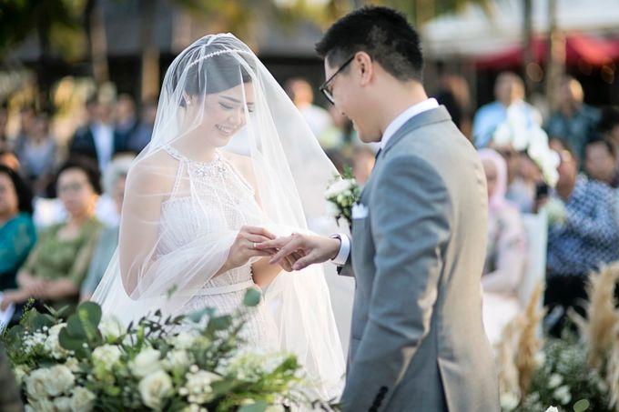 Wedding of Andi & Wenny by Love Bali Weddings - 038