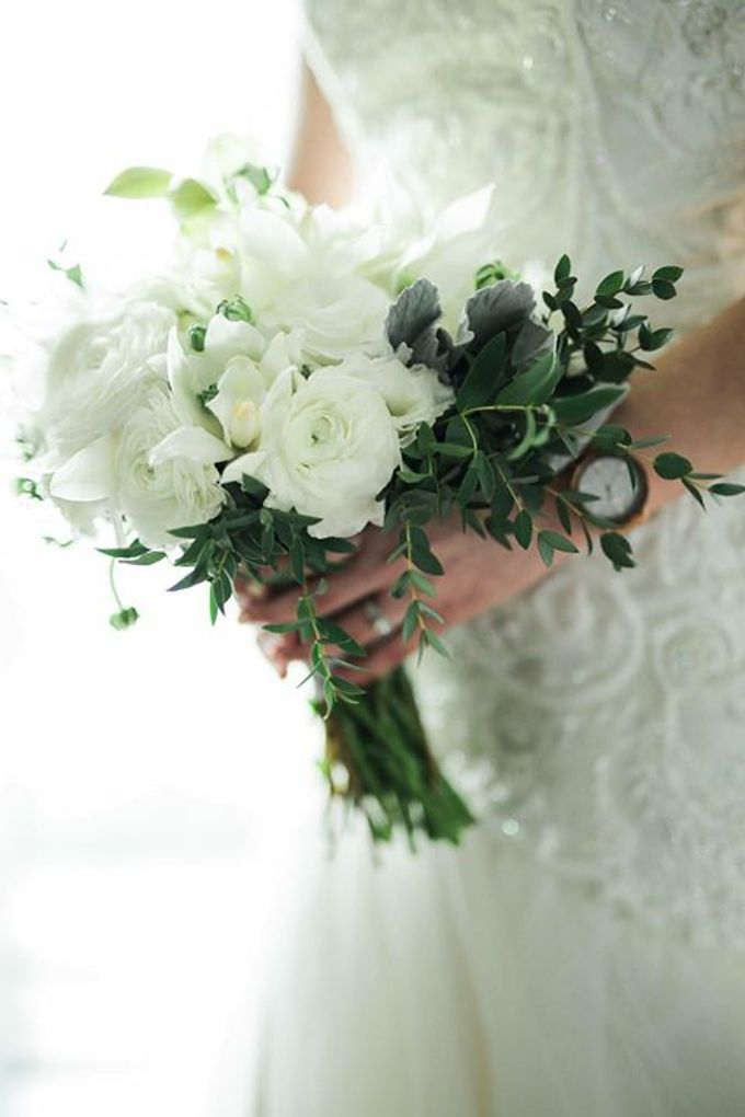 Budj & Cy {Wedding} by Joane Kathlyn HMUA - 016