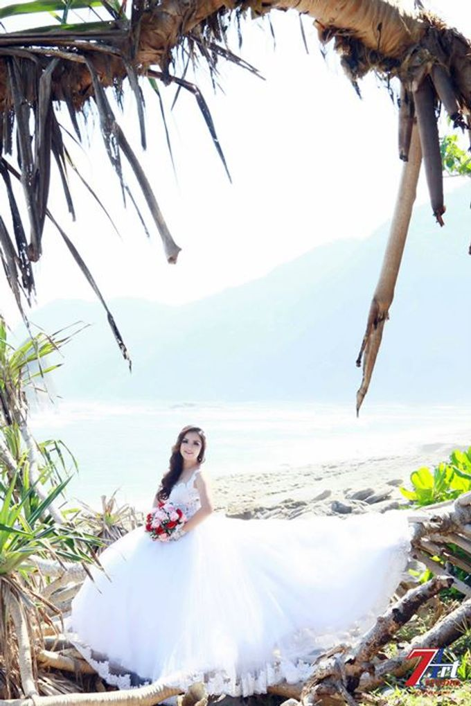 Nik Bridal by 7 Arts Studio Bali - 007