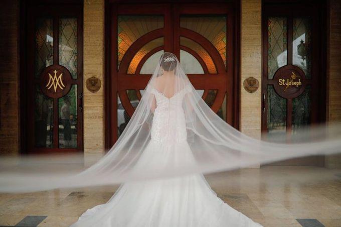 Budj & Cy {Wedding} by Joane Kathlyn HMUA - 013