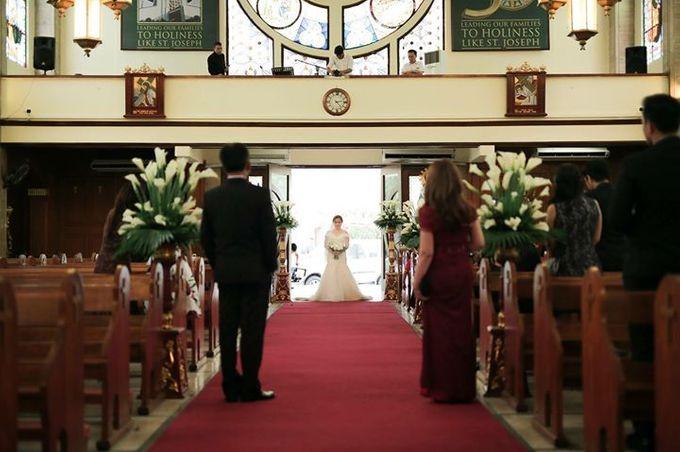 Budj & Cy {Wedding} by Joane Kathlyn HMUA - 022