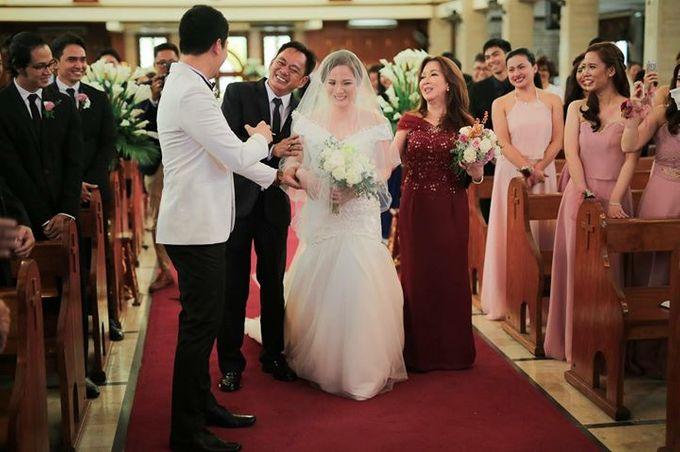 Budj & Cy {Wedding} by Joane Kathlyn HMUA - 025