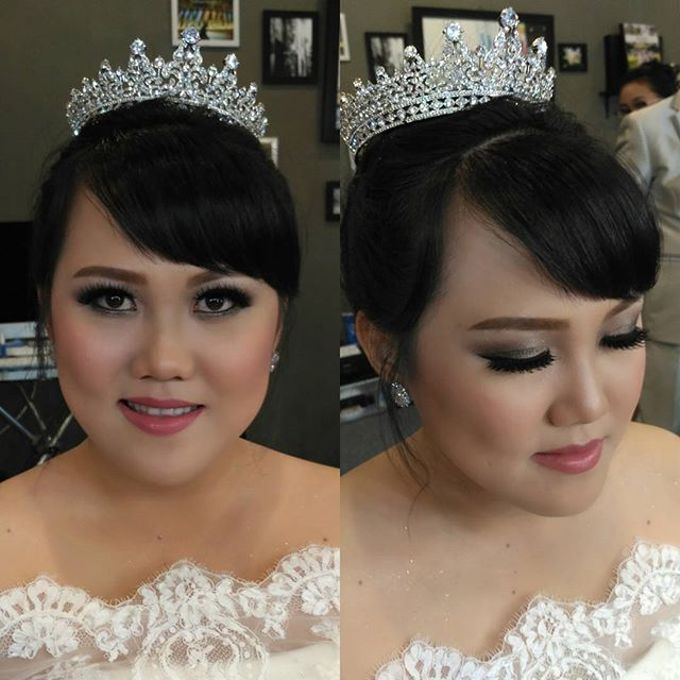Wedding Makeup By Me by Yasca Natalia MakeupArtist - 005