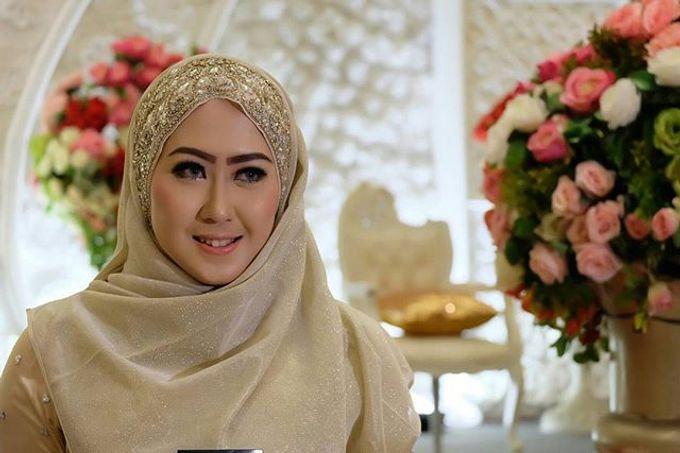 Sarah Wedding by Make Up by Lala - 004