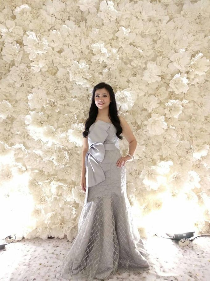 Sister Gown/ Bridesmaid/ Party Gown by 45Hilstudio - 007