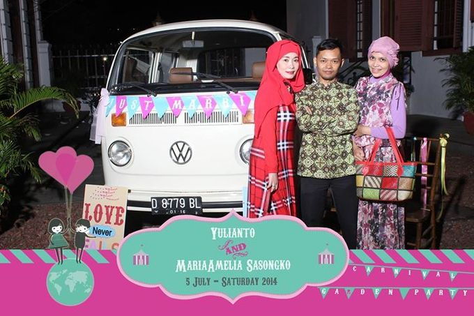 The Weddng of Yulianto & Amy by Twotone Photobooth - 057