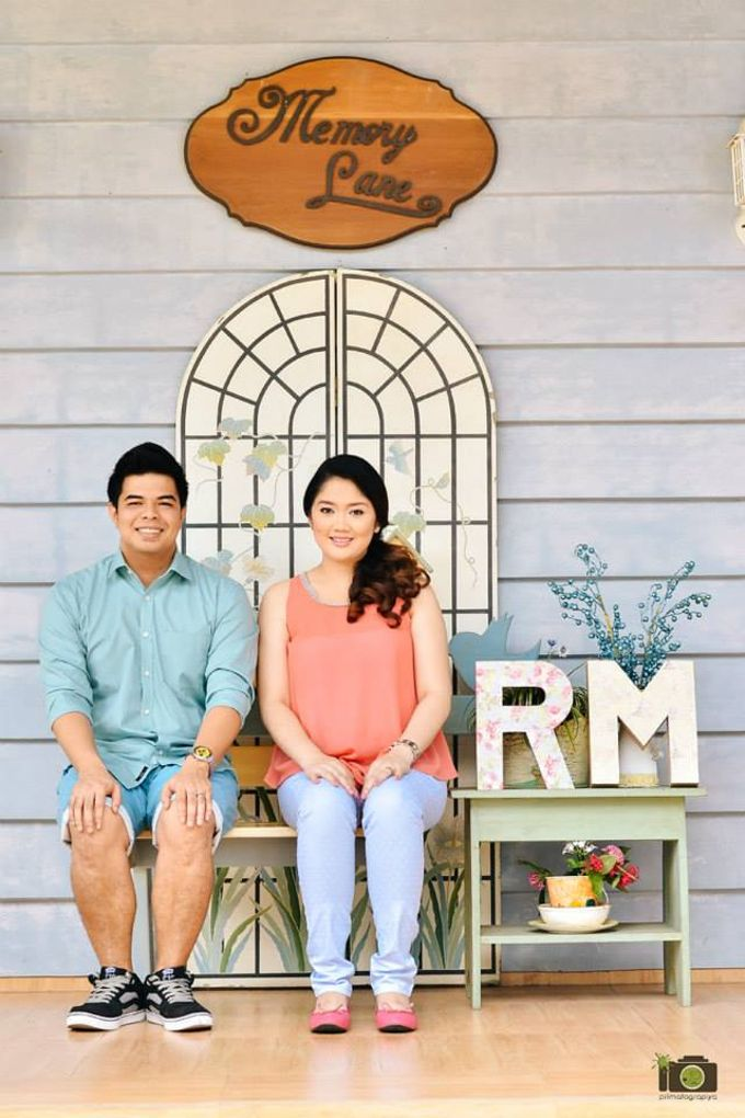 Ron and Mimi Memory Lane Engagement Session by Primatograpiya Studios - 004