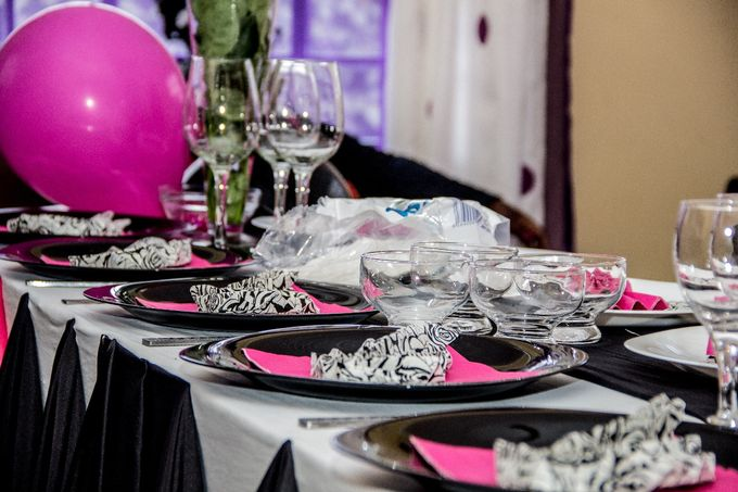 Baby Shower Chuna Residence by Skeey Decors - 009