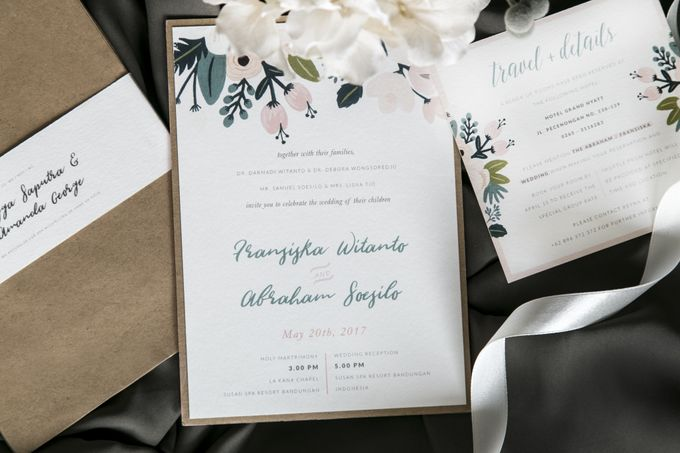 Fransiska & Abraham (Rustic) by Letterspace Inc. - 003