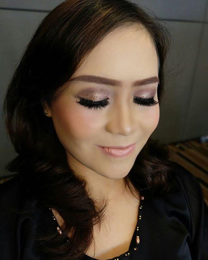 Ayu Wedding by Make Up by Lala - 001