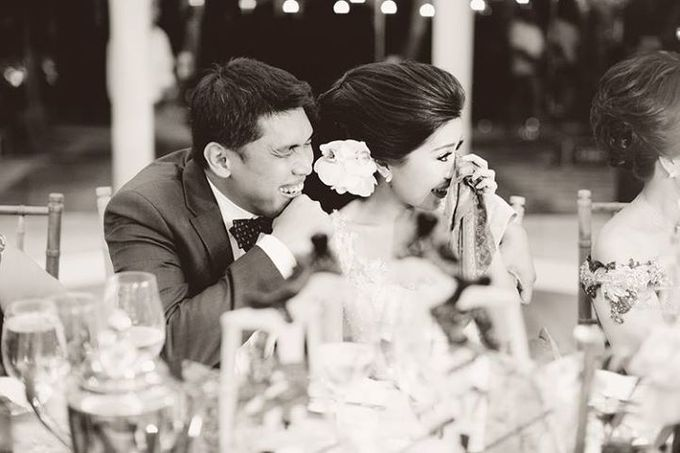 Indah & Robin Cultural Bali Wedding by Flying Bride - 023