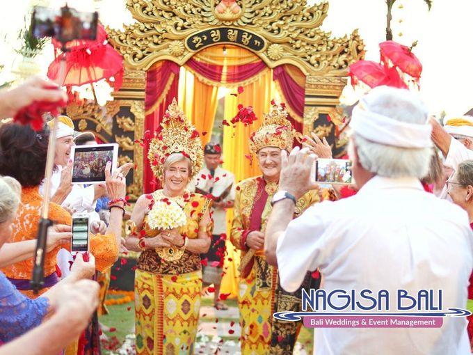 Nagisa Bali Wedding For Mr & Mrs Koch by Nagisa Bali - 002
