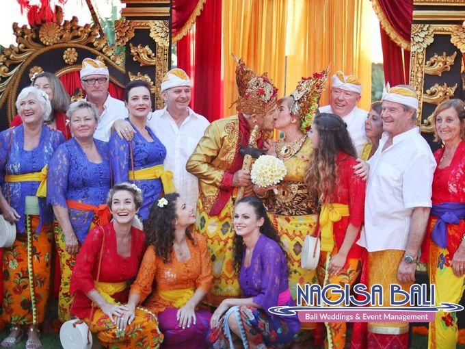 Nagisa Bali Wedding For Mr & Mrs Koch by Nagisa Bali - 003