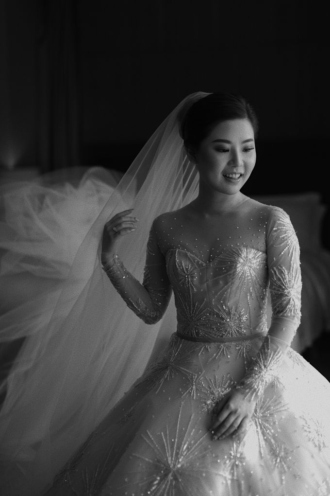 The Wedding of Alvin & Febriyana by Lavene Pictures - 005
