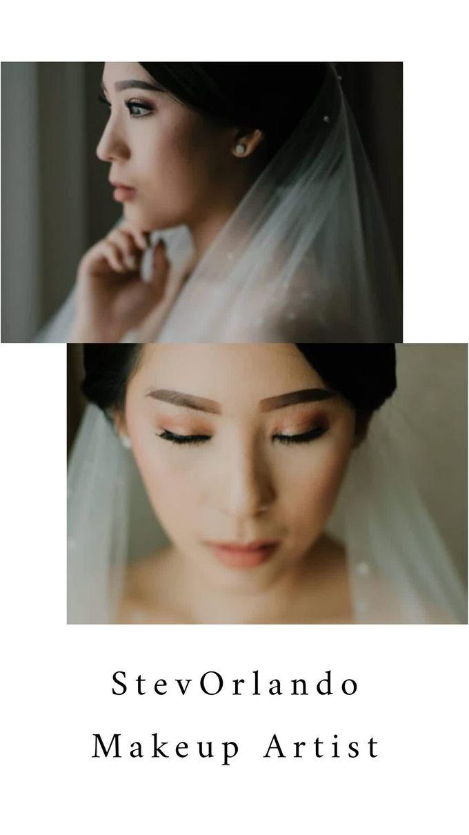 Wedding Of William & Jessica by StevOrlando.makeup - 002