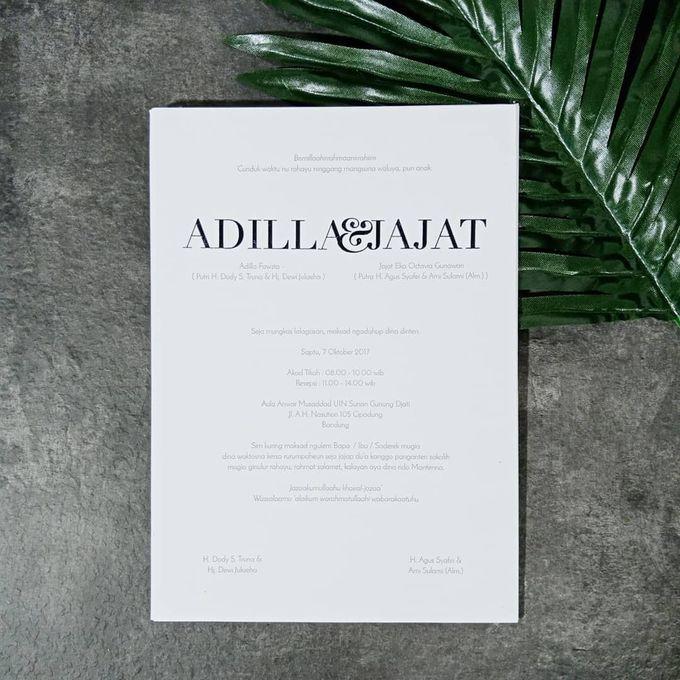 From The Wedding of Jajat & Adhila by oneplusoneprojekt - 002