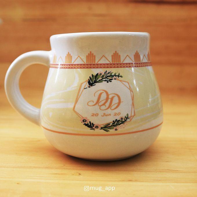 THE WEDDING OF DIANI & DONI by Mug-App Wedding Souvenir - 011