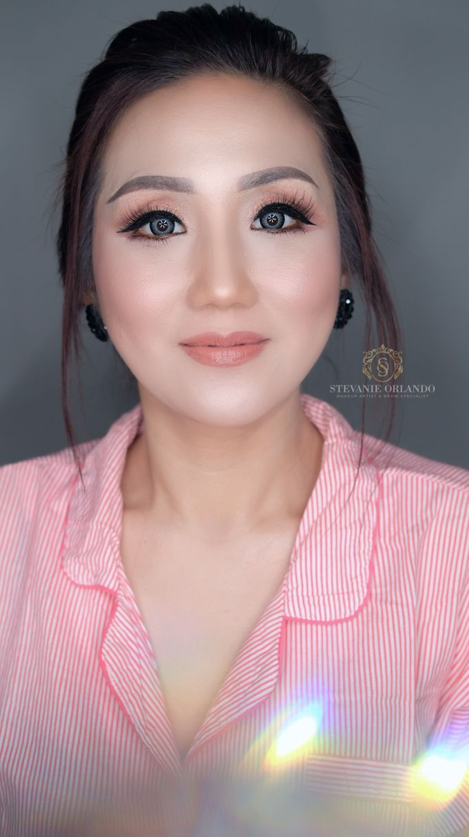 Flawless Photoshoot Makeup for Ms. Aurel by StevOrlando.makeup - 002