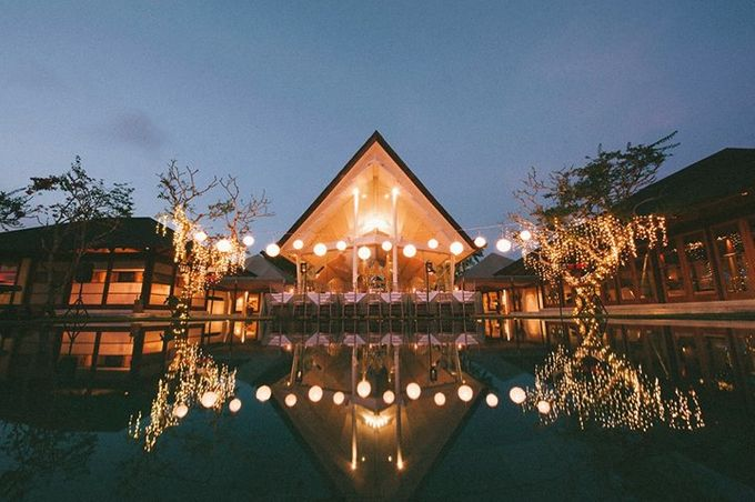 The Wedding W + J by Studio 8 Bali Photography - 037