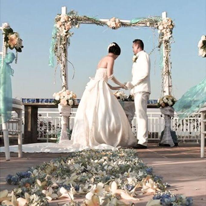 Wedding at Paras Paros Marina Lodge by Premier Hospitality Asia - 002