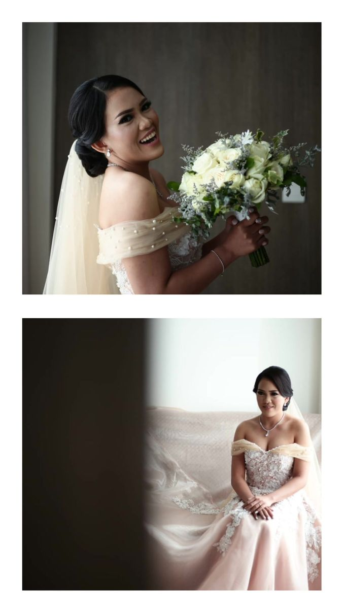 THE WEDDING OF MR ANDRE AND MRS YULIANA by Imperial Photography Jakarta - 005