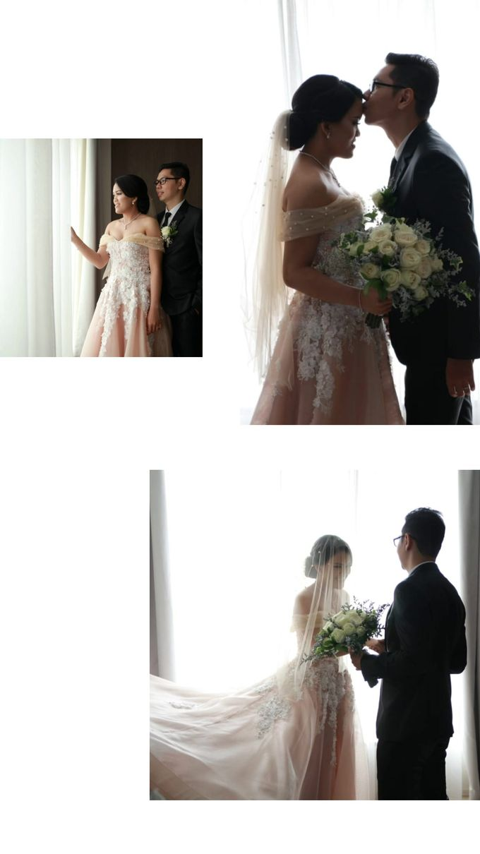 THE WEDDING OF MR ANDRE AND MRS YULIANA by Imperial Photography Jakarta - 002