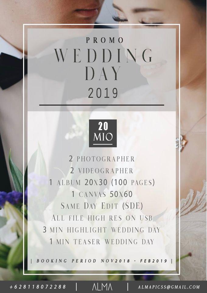 PROMO PREWEDDING & WEDDING DAY PHOTOSHOOT by Almapics - 001