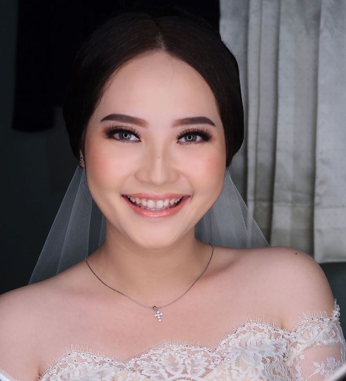 Ms. Meisy  by MRS Makeup & Bridal - 001