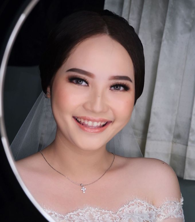 Ms. Meisy  by MRS Makeup & Bridal - 003