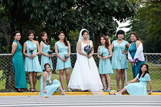 Dominic & Kresta Wedding by Jenry Villamar Photo & Video - 003