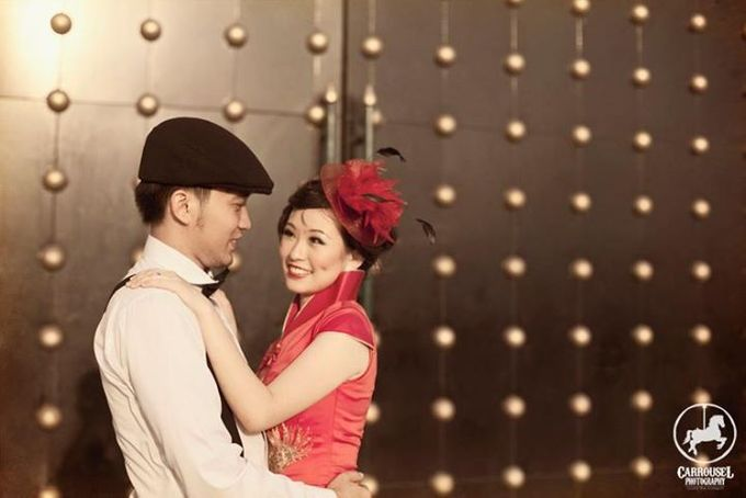 Alvin & Azalia - Prewedding by Carrousel Photography - 002