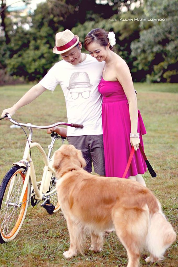 James & Sarah Pre-wedding Singapore by Allan Lizardo - wedding & lifestyle - 007