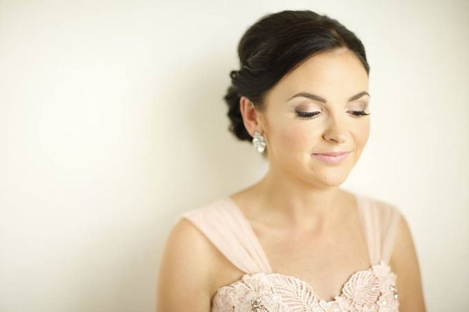 Beautiful Brides by Jessica Woods Makeup - 001