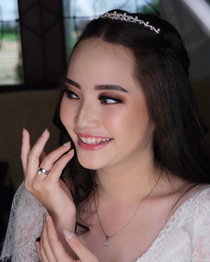 Ms. Meisy  by MRS Makeup & Bridal - 004