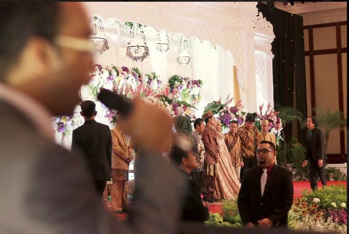 Dina & Wawan Wedding Ceremony by 1548 band - 008