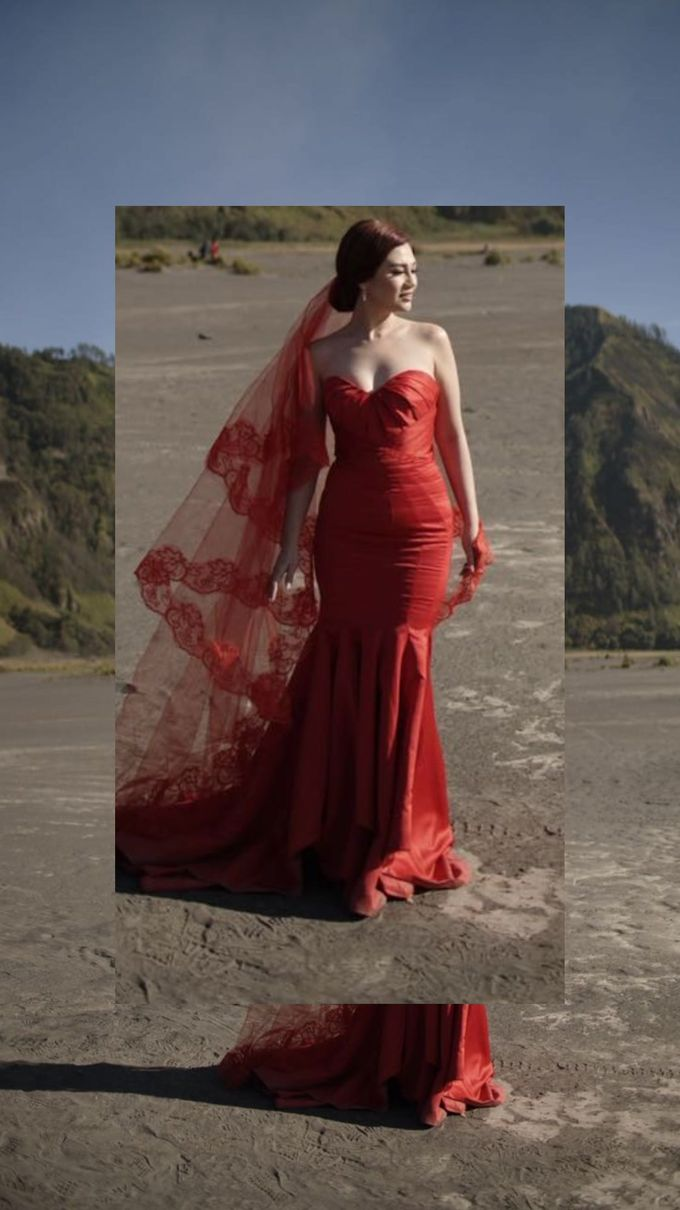 Red Gown Collection By Ilook Makeup Couture Bridestory Com,Ninang Formal Dress For Wedding Principal Sponsors Philippines