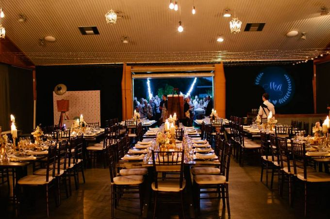 Osteria Wedding by Gold Coast Wedding Hire - 011