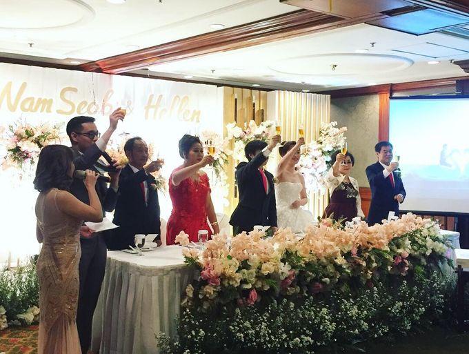 The Wedding Of Nam Seob & Hellen by MERCANTILE PENTHOUSE WEDDING - 006
