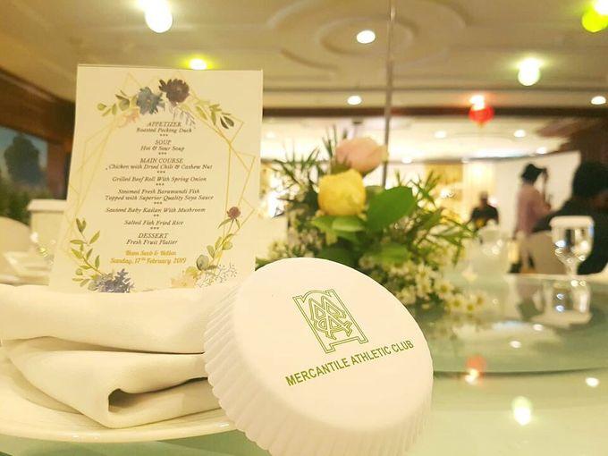 The Wedding Of Nam Seob & Hellen by MERCANTILE PENTHOUSE WEDDING - 001