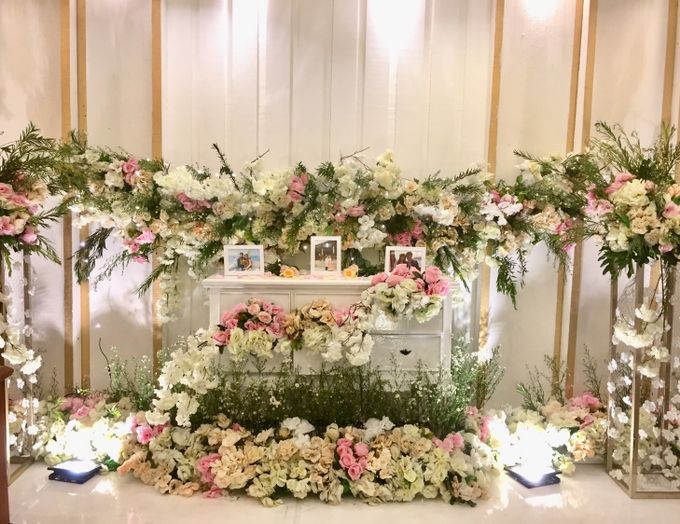 The Wedding Of Nam Seob & Hellen by MERCANTILE PENTHOUSE WEDDING - 016